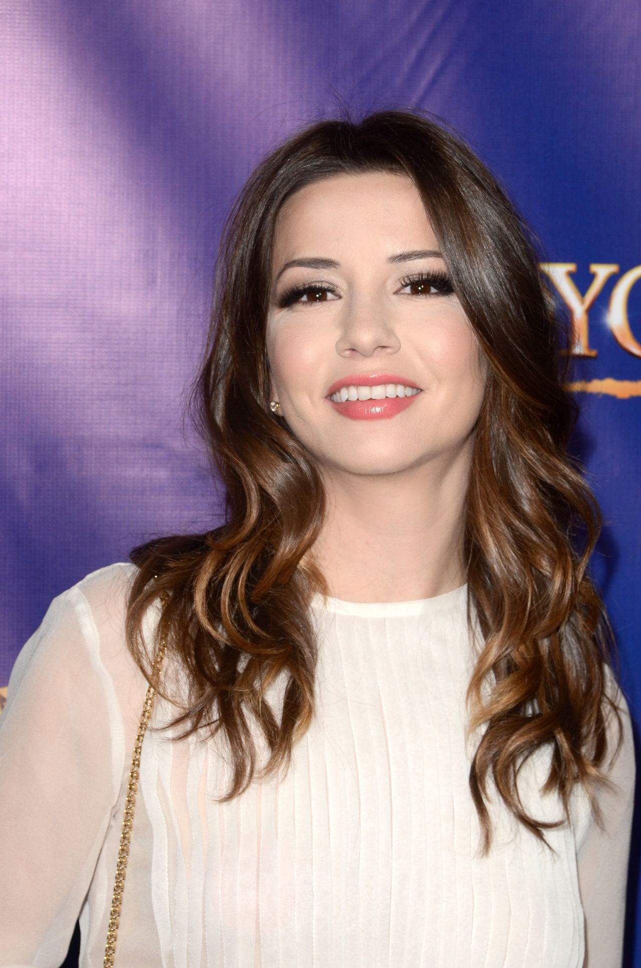 Masiela Lusha Quot The Bodyguard Quot Opening Night At The