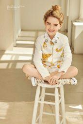 McKenna Grace - Posh Kids Magazine May/June 2017 Issue