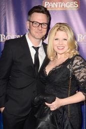 """Megan Hilty – """"The Bodyguard"""" Opening Night in Los Angeles 05/02/2017"""