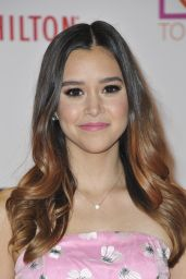 Megan Nicole – Race To Erase MS Gala in Beverly Hills 05/05/2017