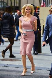 Megyn Kelly Style - Departing NBC Studios in NYC 05/14/2017