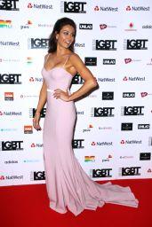 Melanie Sykes – British LGBT Awards in London, UK 05/12/2017
