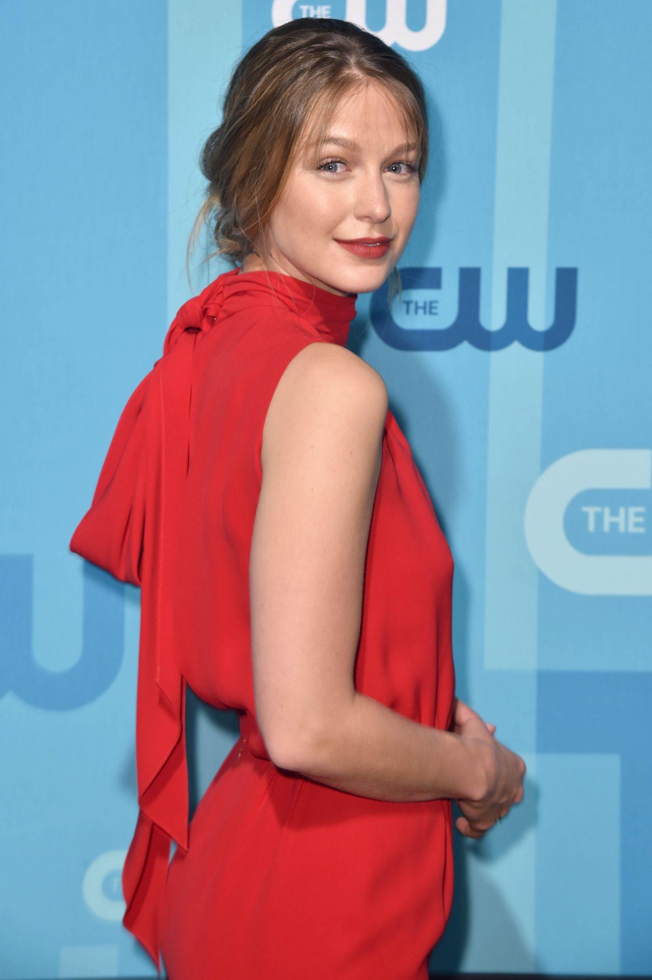 Melissa Benoist - The CW Network's Upfront in New York ...