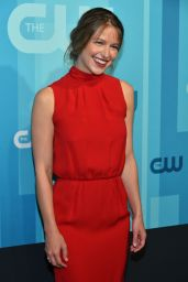 Melissa Benoist - The CW Network's Upfront in New York City 05/18/2017