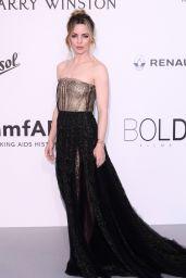 Melissa George – AmfAR's 24th Cinema Against AIDS Gala – Cannes Film Festival 05/25/2017