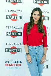 Melissa Jimenez - Terrazza Martini Inauguration at Port Vell 05/11/2017