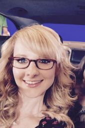 Melissa Rauch Social Media Pics May 2017