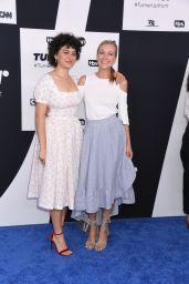 Meredith Hagner – Turner Upfront Presentation in New York 05/17/2017
