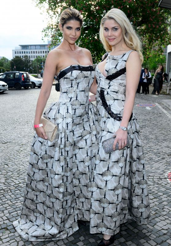 Micaela Schäfer & Yvonne Woelke - Victress Awards Gala in Berlin, May 2017