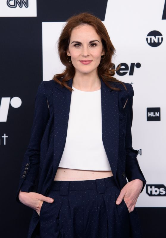 Michelle Dockery – Turner Upfront Presentation in New York 05/17/2017