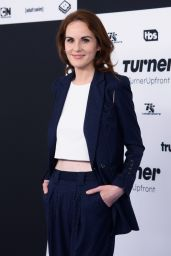 Michelle Dockery – Turner Upfront Presentation in New York 05/17/2017