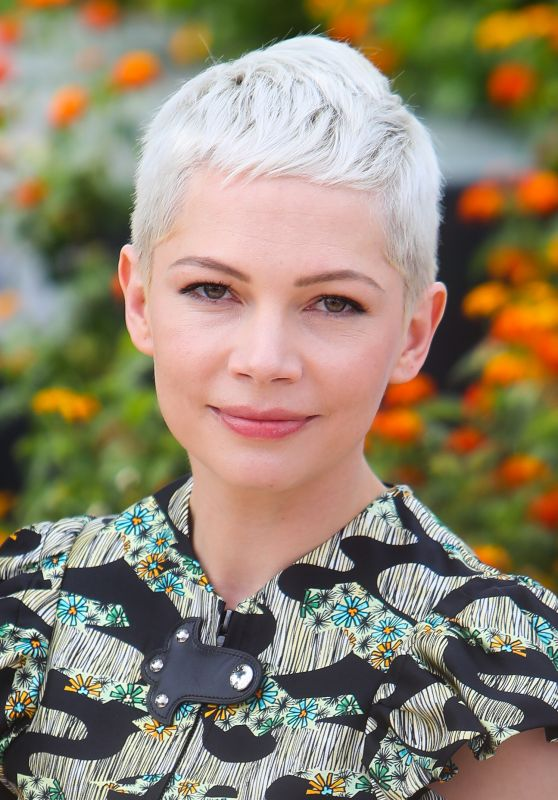 "Michelle Williams at ""Wonderstruck"" Photocall - 70th Cannes Film Festival 05/17/2017"