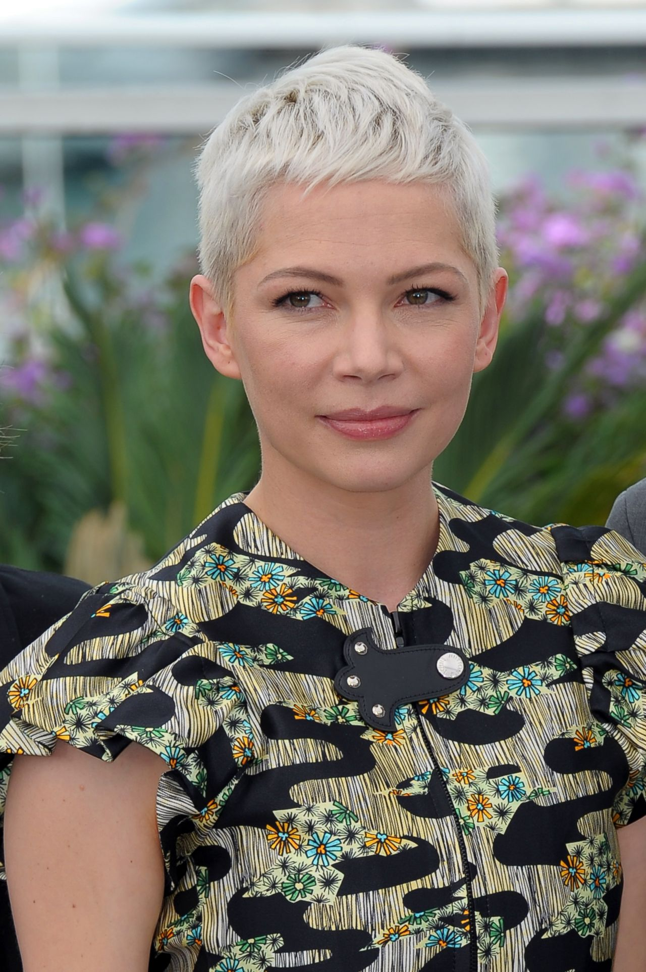 Michelle Williams at &...