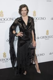 Milla Jovovich - Love On The Rocks Photocall Party at Eden Roc in Cap d