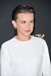 Millie Bobby Brown – MTV Movie and TV Awards in Los Angeles 05/07/2017