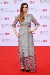 Millie Brady – BAFTA Television Awards in London 05/14/2017