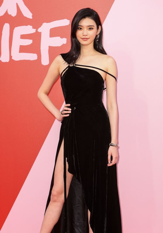 Ming Xi - Fashion For Relief -  Cannes Film Festival 05/21/2017