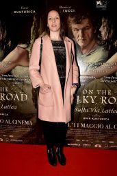 "Miriam Karlkvist – ""On The Milky Road"" Movie Premiere in Rome 05/08/2017"