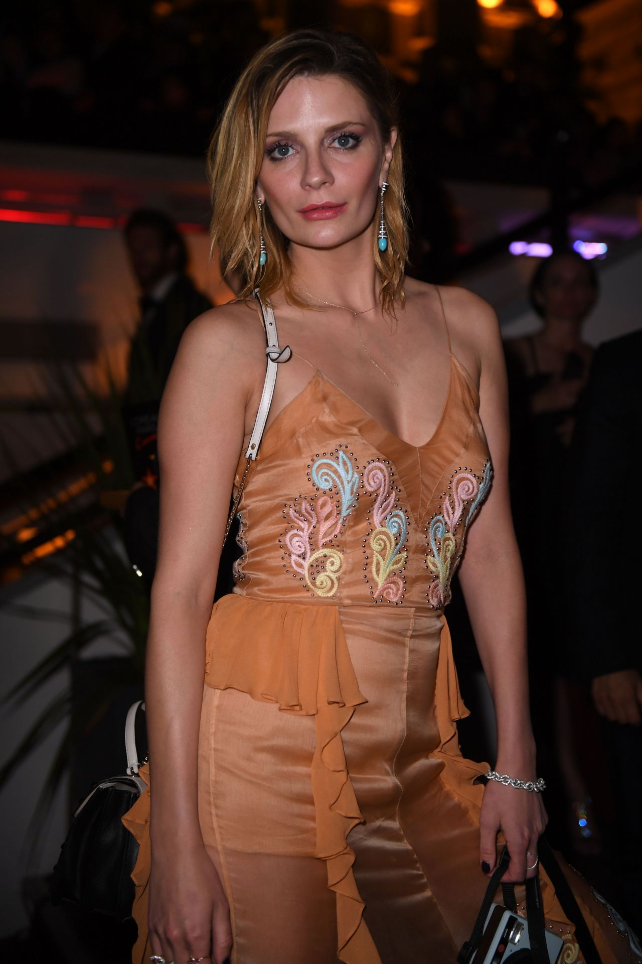 Mischa Barton at L'Oreal 20th Anniversary Party in Cannes ...
