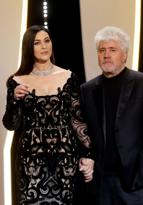 Monica Bellucci – 70th Annual Cannes Film Festival Closing Ceremony 05/28/2017