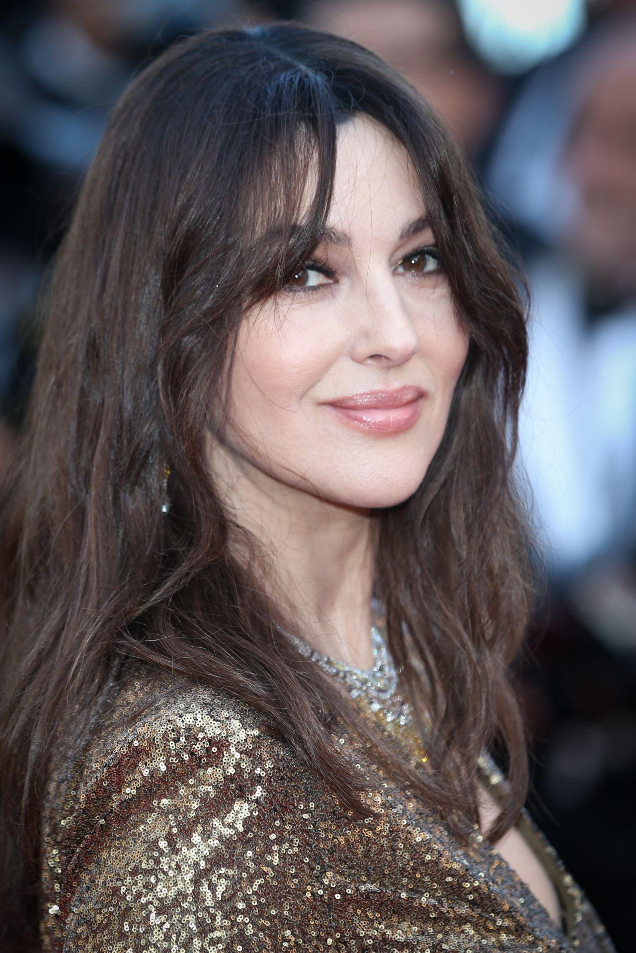 Monica Bellucci - Anniversary Soiree at Cannes Film ... Monica Bellucci