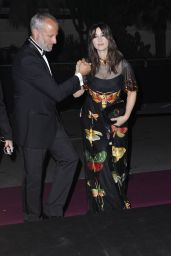 Monica Bellucci at 70th Anniversary Dinner – Cannes Film Festival 05/23/2017