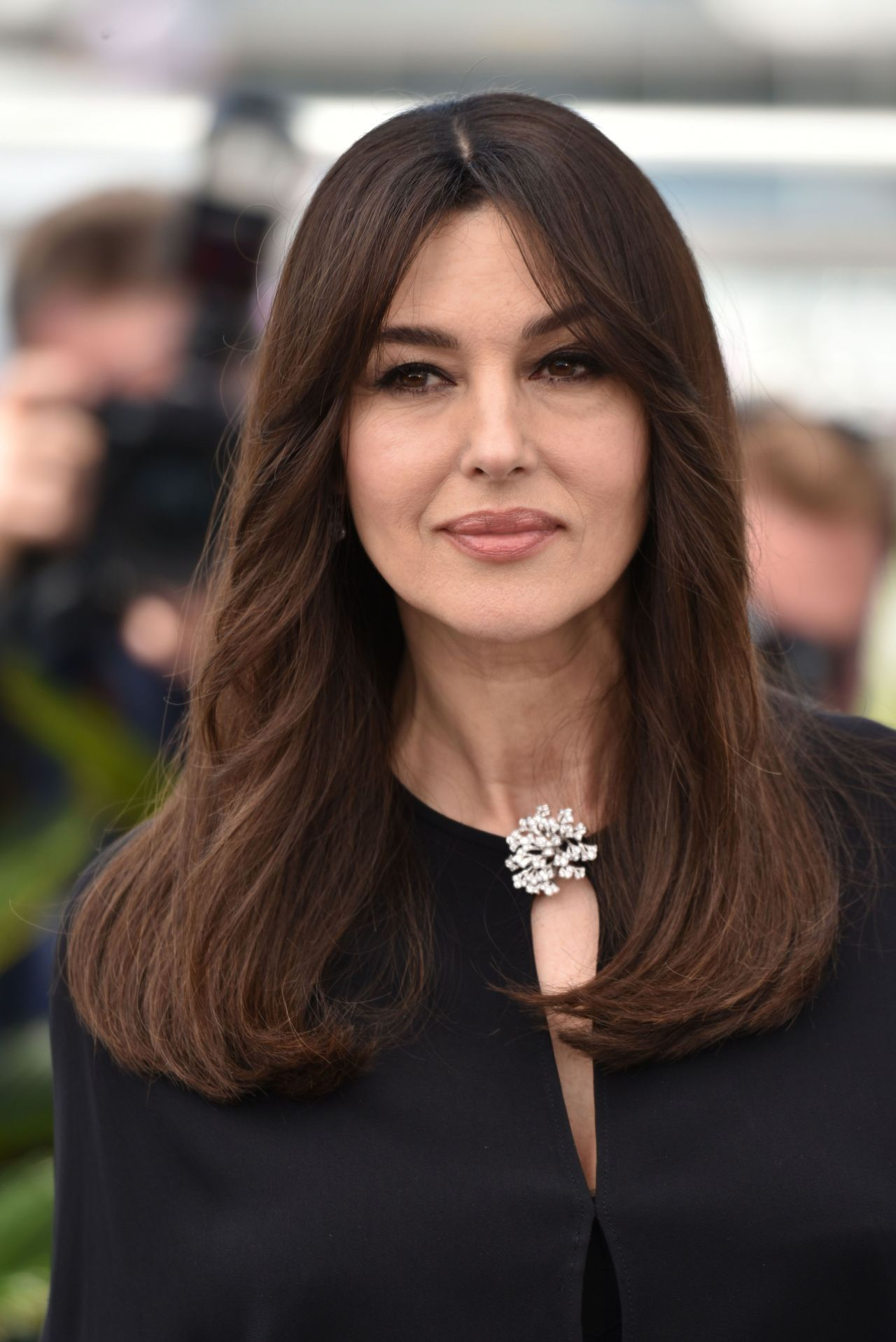 Monica Bellucci Master Of Ceremonies Photocall 70th
