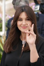 Monica Bellucci - Master of Ceremonies Photocall, 70th Cannes Film Festival 05/17/2017
