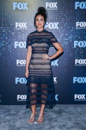 Morena Baccarin - Fox Upfront Presentation in NYC 05/15/2017