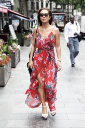 Myleene Klass is Stylish - Global Radio,London 05/30/2017