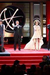 Nadia Bjorlin – Daytime Emmy Awards in Los Angeles 04/30/2017