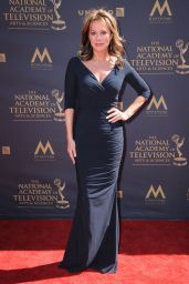 Nancy Lee Grahn – Daytime Emmy Awards in Los Angeles 04/30/2017