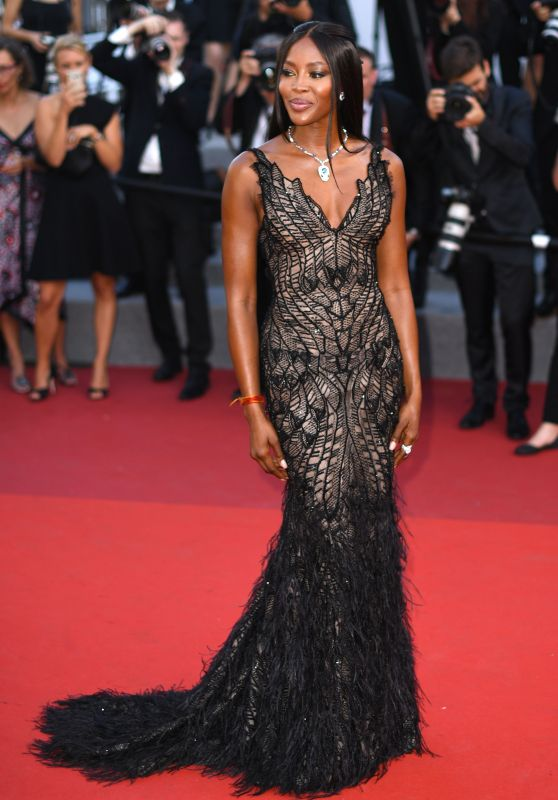 Naomi Campbell – Anniversary Soiree – Cannes Film Festival 05/23/2017