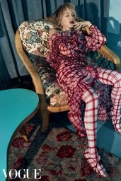 Naomi Watts - Vogue Australia June 2017