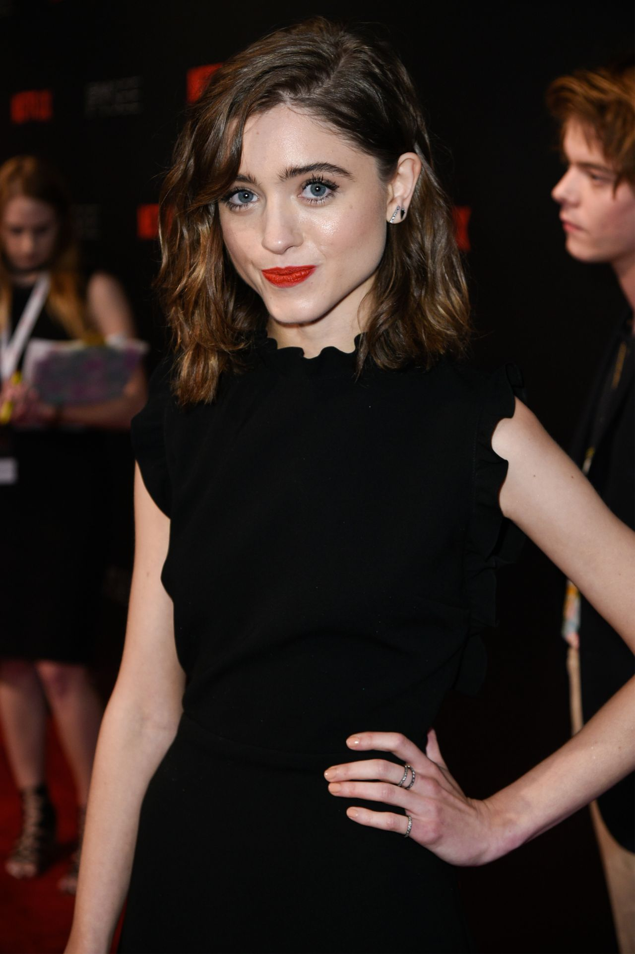 Natalia Dyer Netflix Fysee Kick Off Event In Beverly