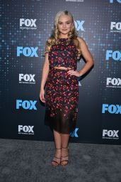 Natalie Alyn Lind - Fox Upfront Presentation in NYC 05/15/2017