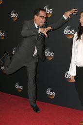 Natalie Martinez – ABC Upfront Presentation in New York 05/16/2017