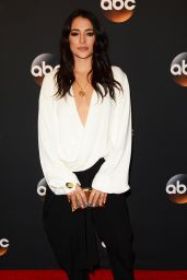 Natalie Martinez – ABC Upfront Presentation in New York 05/16/2017
