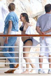 Natalie Portman Bikini Candids - Eden Roc Hotel Pool in Cannes 05/14/2017