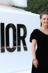 Natalie Portman – Miss Dior : Dinner in Montauroux, France 05/15/2017