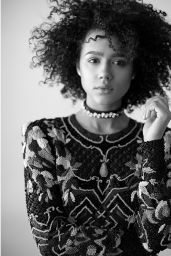 Nathalie Emmanuel - Schon Magazine, May 2017 Issue