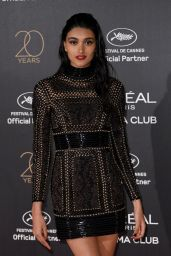 Neelam Gill at L'Oreal 20th Anniversary Party in Cannes 05/24/2017