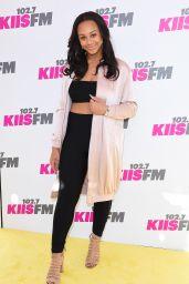 Nia Sioux – 102.7 KIIS FM Wango Tango in Los Angeles 05/13/2017