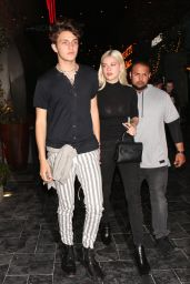 Nicola Peltz - Dines Out at Beauty & Essex in Los Angeles 05/30/2017