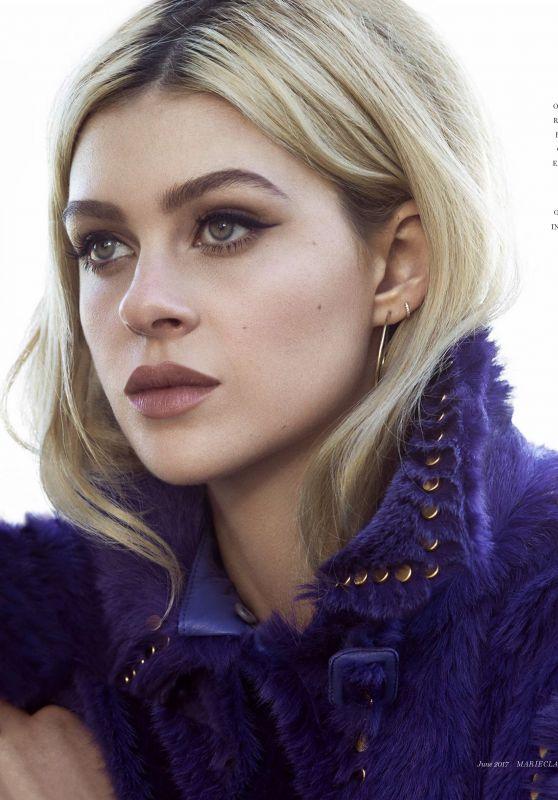 Nicola Peltz - Marie Claire Magazine USA June 2017