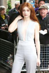 Nicola Roberts - Ivor Novello Awards in London, May 2017