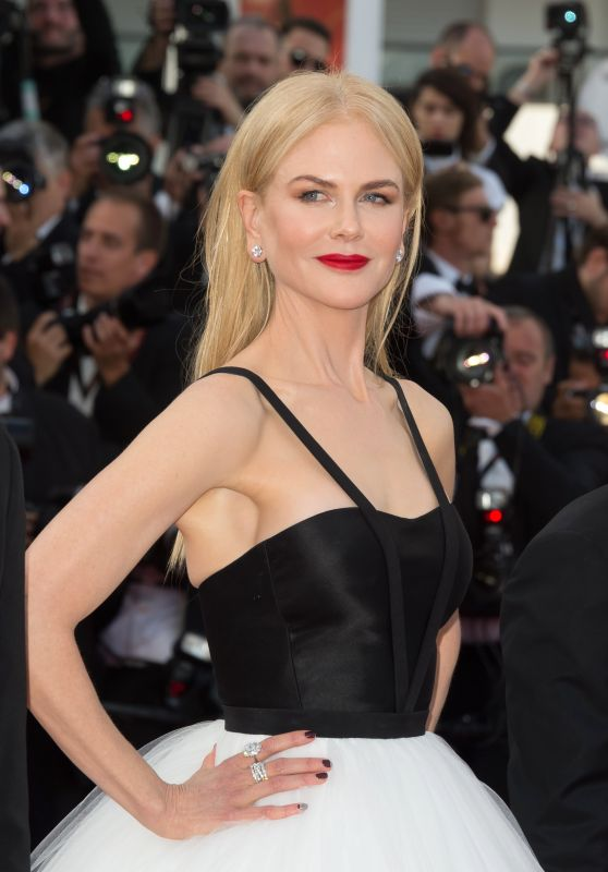 "Nicole Kidman at ""The Killing of a Sacred Deer"" Screening - Cannes Film Festival 05/22/2017"