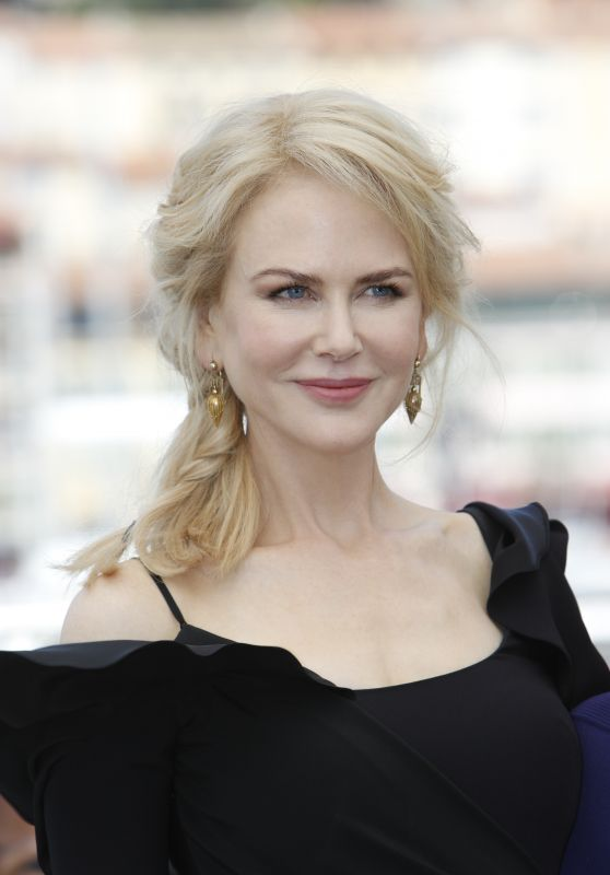 "Nicole Kidman at ""Top of the Lake: China Girl"" Photocall - 70th Cannes Film Festival"
