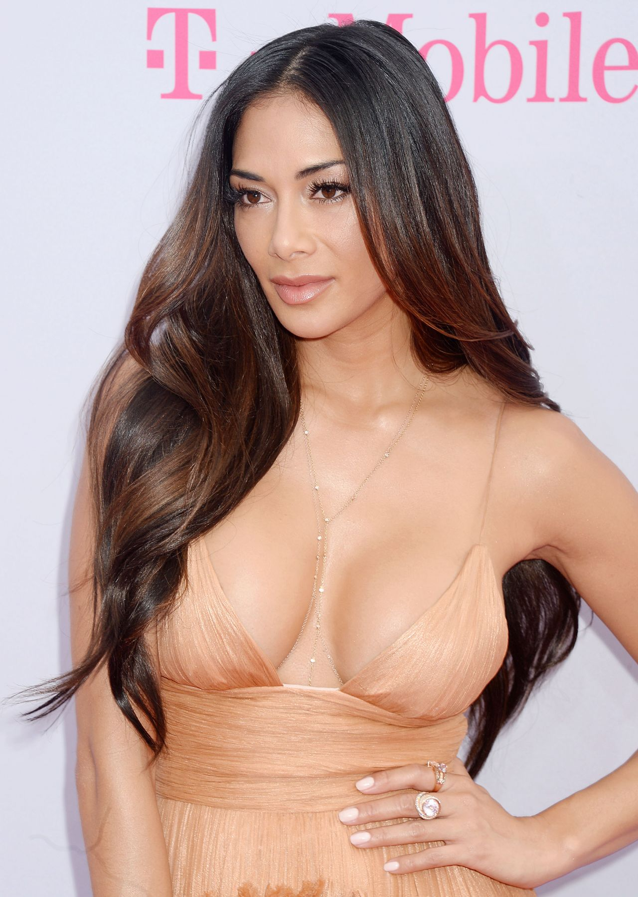 Nicole Scherzinger Billboard Music Awards In Las Vegas
