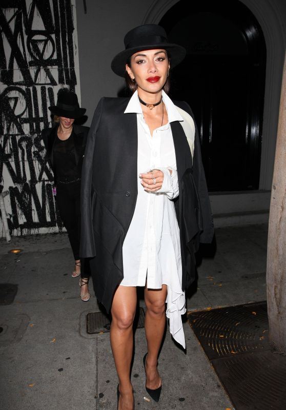 Nicole Scherzinger Night Out Fashion - Craig